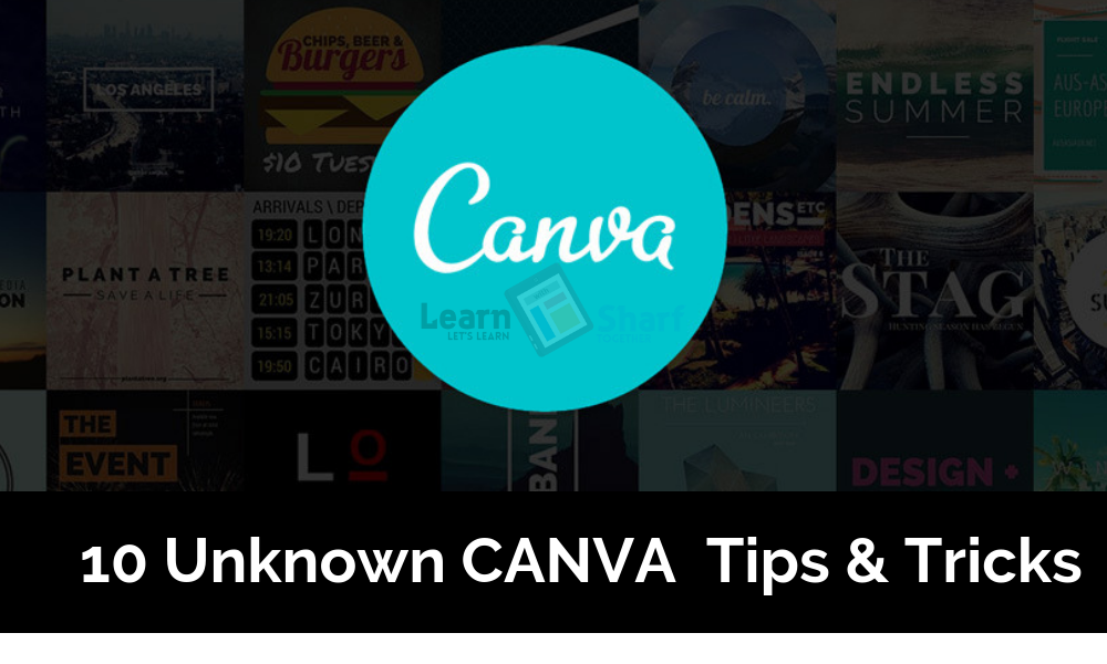 5 Unknown CANVA Tips & Tricks