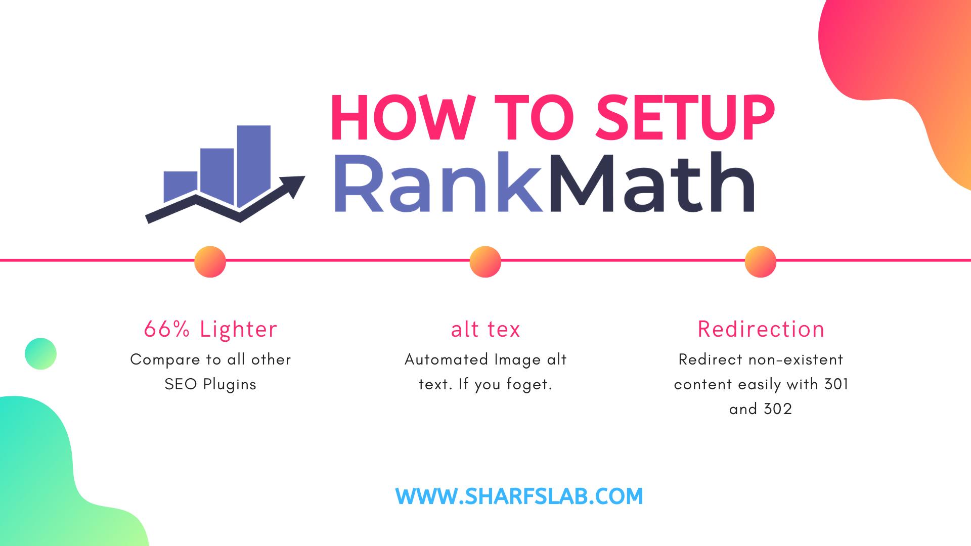How to Setup Rank Math SEO Plugin with Optimal Settings