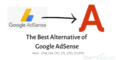 The Best Alternative of Google AdSense