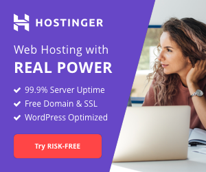Cheap Web Hosting Hostinger